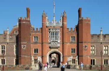 UK, Surrey - Hampton Court Palace