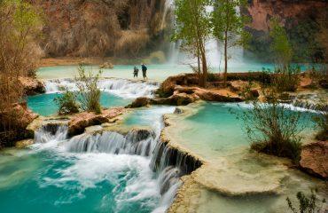 Havasu Falls in Havasuapai Arizona