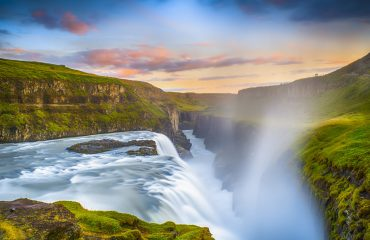 ICELAND_Gullfoss Falls