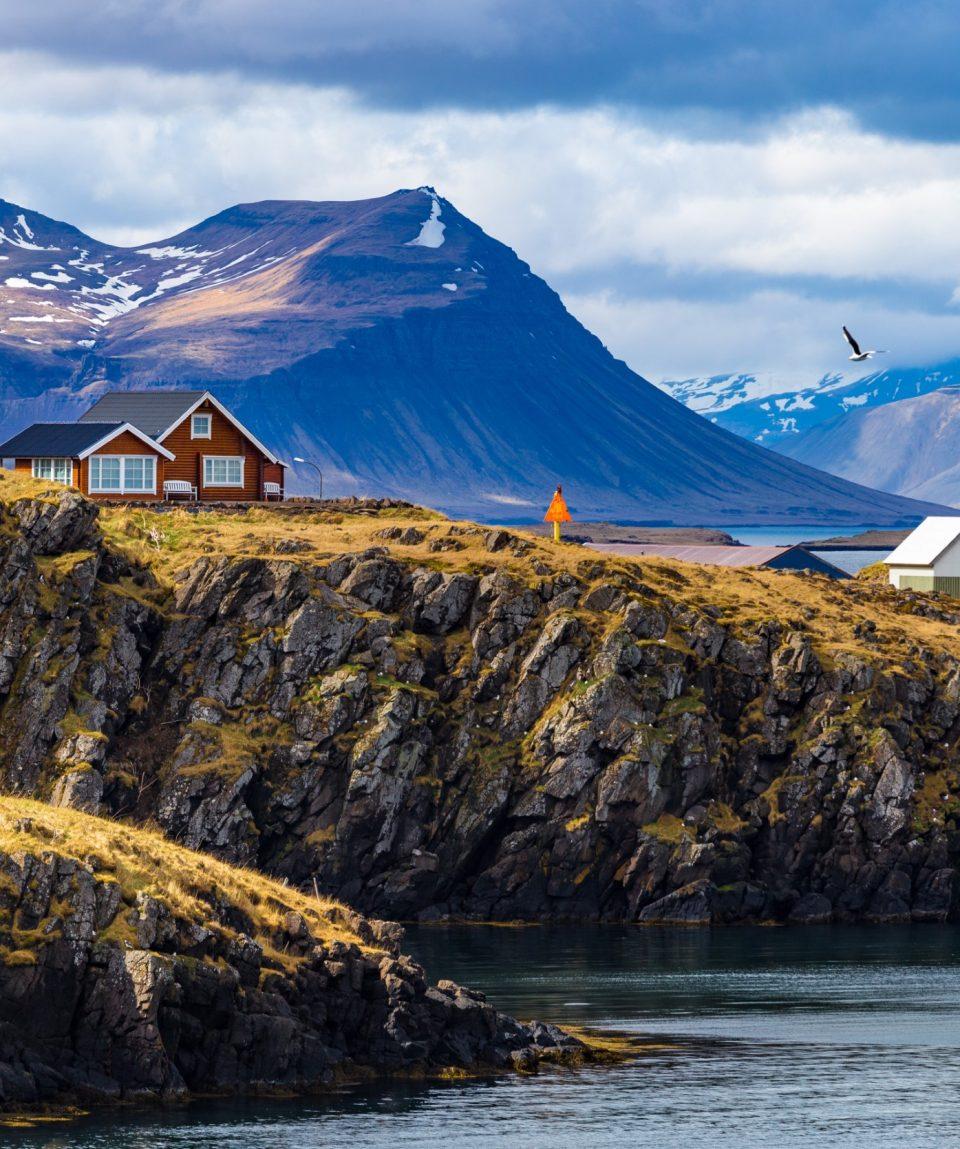 ICELAND_Stykkisholmur, Western Iceland