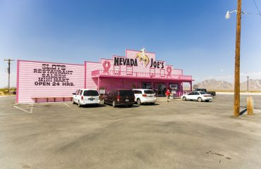 Station, Brothel and Bar Nevada Joe, Nevada