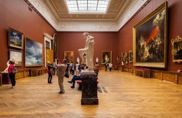 galéria Štátneho Ruského Múzea